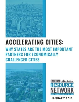 accelerating cities report