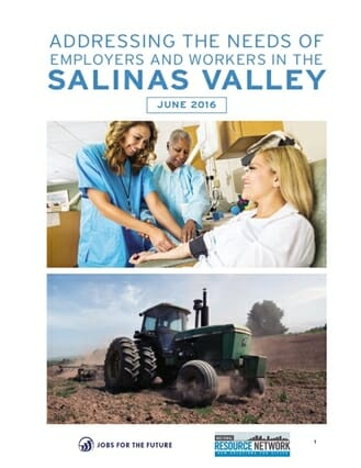 salinas valley report