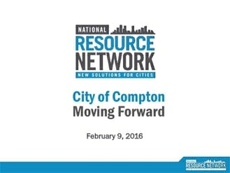 compton moving forward report