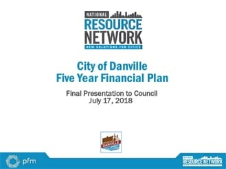 danville report five year